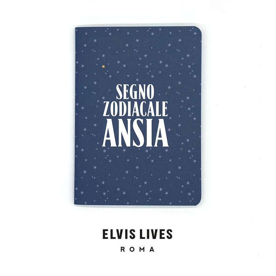 Quaderno Ansia