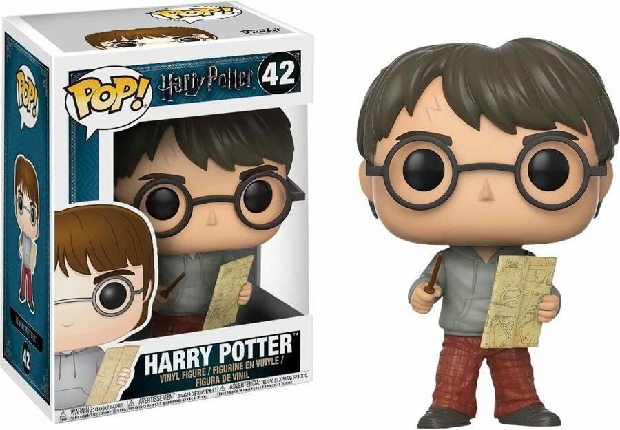 Pop Vinile Potter Figure Harry - Funko 42 -3+