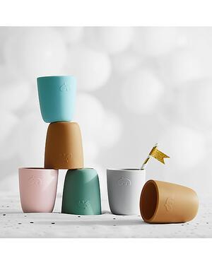 Bicchiere Mini Mug - 100% Silicone Alimentare