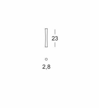 Composizione di Sospensioni RAMETTO in Ceramica e Metallo di Morosini, Varie Tipologie e Finiture - Offerta di Mondo Luce 24