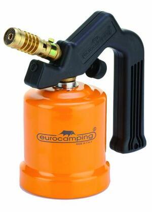 Saldatore a Gas con Accensione Manuale Eurocamping