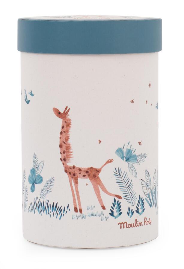 Sous mon Baobab - Bibiscus la giraffa