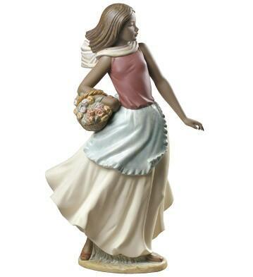 La Fioraia - Nao Porcellana