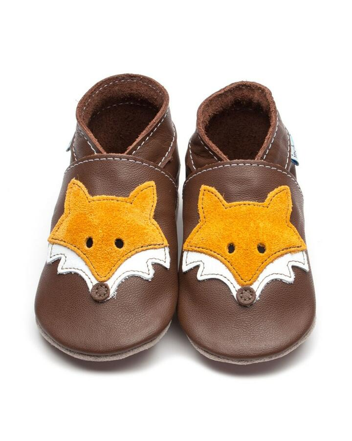 Babbucce Mr Fox Chocolate