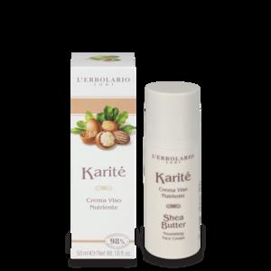 L'Erbolario - Karitè Crema viso nutriente