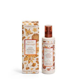 L'Erbolario - Bacche Fiori Legni Lozione deodorante