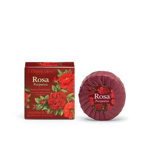 L'Erbolario - Rosa purpurea Sapone profumato