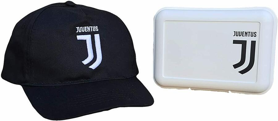 Set Cappello e Portamerenda Juventus - Cartoon Group RYC10JV