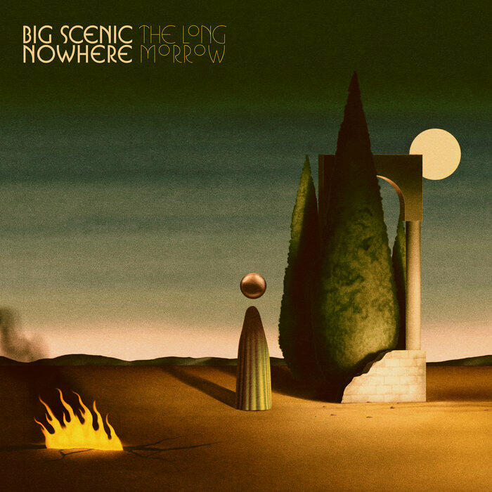 BIG SCENIC NOWHERE - THE LONG MORROW - LP GREEN/PURPLE/YELLOW  (Heavy Psych Sounds)
