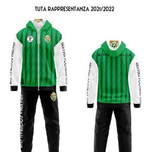 Tuta Rappresentanza 2021/2022 Gravina Football Club