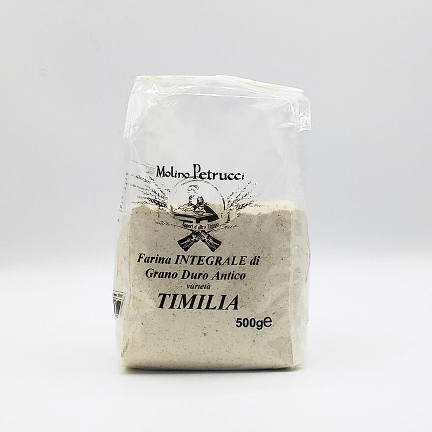 Farina di grano duro Timilia