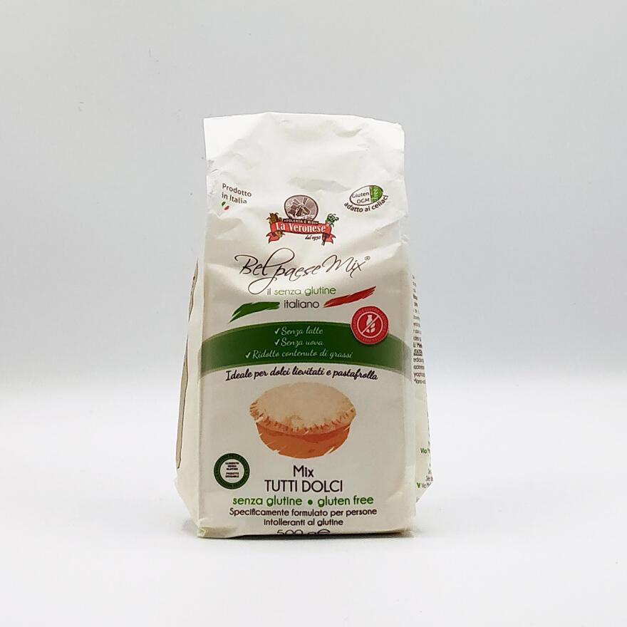 Farina per dolci senza glutine