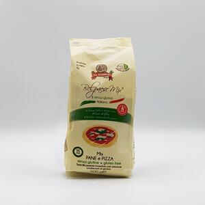 Farina per pizze senza glutine