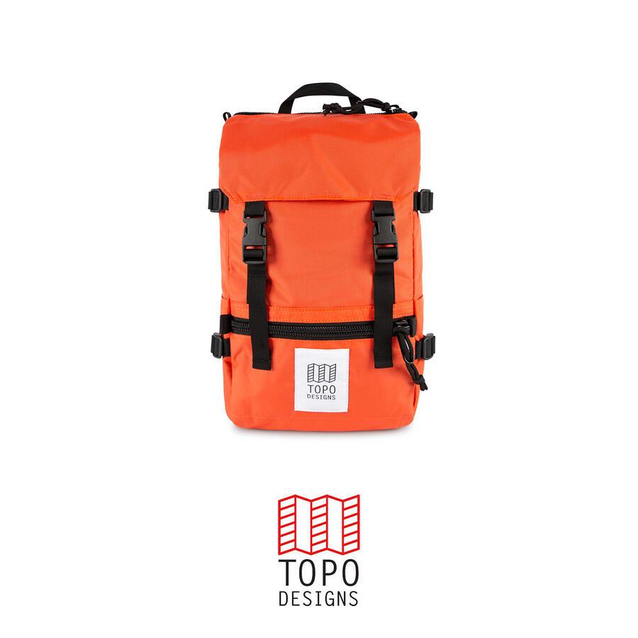 Topo Design Rover Pack Mini - Coral