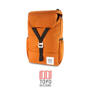 Topo Design Y Pack - Clay