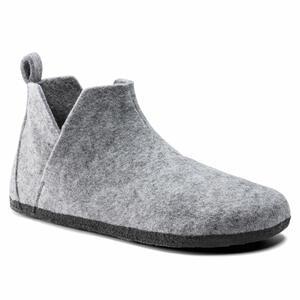 Birkenstock - Andermatt - Light Grey Wool
