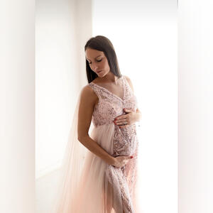 DIVINA maternity dress