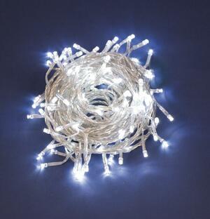 Luci da 300 Led Colore Bianco con Giochi di Luce 10 mt GIOCOPLAST