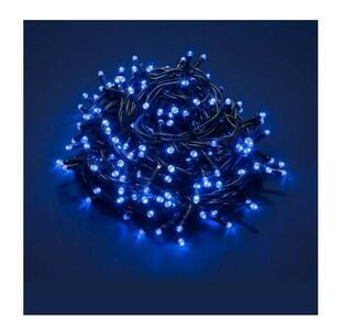 Luci da 300 Led Colore Blu con Giochi di Luce 10 mt GIOCOPLAST
