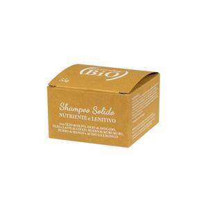 Shampoo Solido Nutriente e Lenitivo