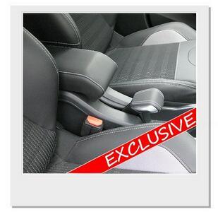Bracciolo DESIGN regolabile per Peugeot 2008 (2013-2019)