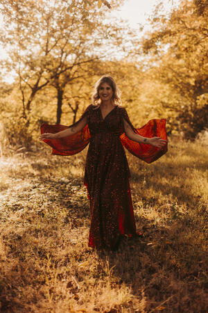 Scarlett  Maternity dress
