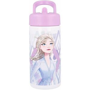 Frozen 2 - borraccia c/ cannuccia 420 ml