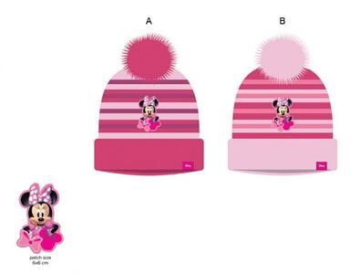 Minnie - cappello pon pon