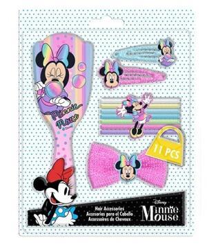 Minnie set 11 pz accessori capelli