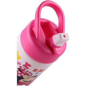 Minnie borraccia c/ cannuccia 420 ml