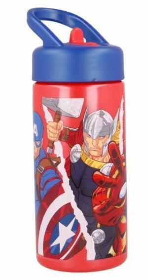 Avengers borraccia c/ cannuccia 420 ml