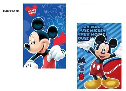 Mickey mouse plaid - Copertina
