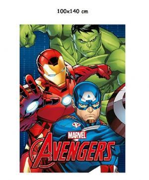 Avengers - plaid - Copertina