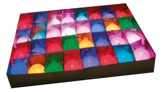 Magic Balls 30 Sfere Led con Giochi di Luce GIOCOPLAST