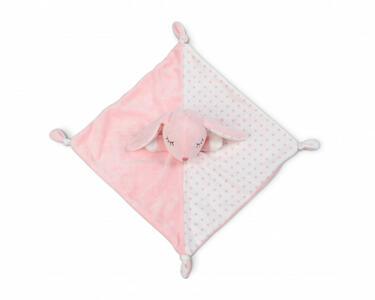 Doudou Deluxe Coniglietto 30 cm - Rosa