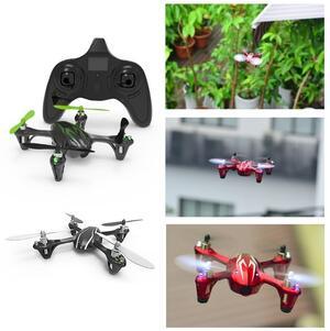 Quadcopter Drone RTF con 480 P HD Video Camera Hubsan X4 H107C Mini