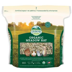 Oxbow Organic Meadow Hay - Biologico 100% - 1,130 kg.
