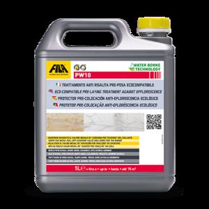 FILA PW10 protettivo pre-posa anti-risalita contro la risalita di agenti inquinanti 5 litri