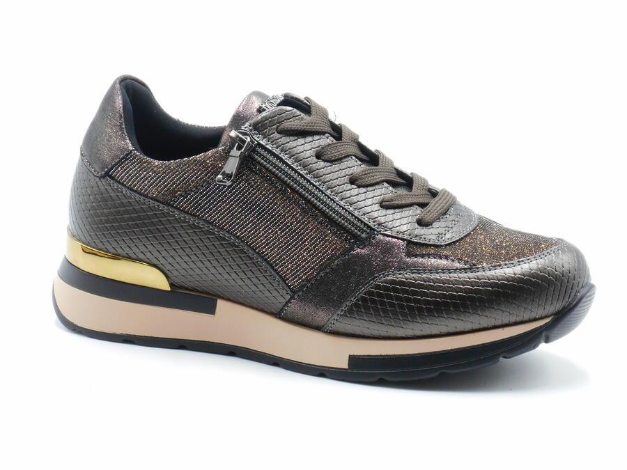 Inblu IN000271 sneakers donna color bronzo