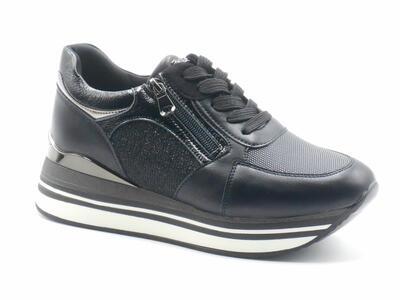 InBlu IN00279 sneakers donna nere