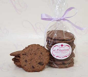 Pilastroni - Cookies di Grano Saraceno