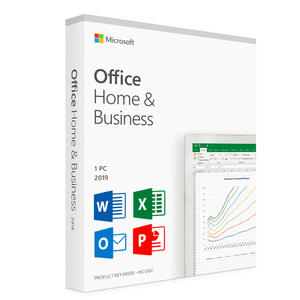 Microsoft Office 2019 Home & Business - ESD KEY -