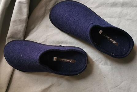 Ciabatta Löwenweiss Easy jeans