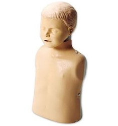 Manichino pediatrico Laerdal Little Junior