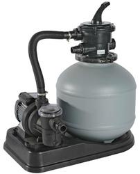 Pompa a sabbia SHOTT da 7.000 m3 / 45 lt Sistema per filtrazione piscina Pompa a sabbia per piscina professionale made in italy PPF45/7000