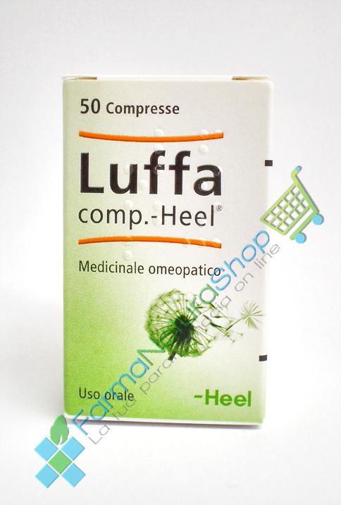 LUFFA COMPOSITUM HEEL Compresse