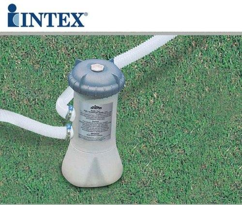 Piscina ovale autoportante INTEX 28192  cm 549x305x107 con pompa filtro e accessori