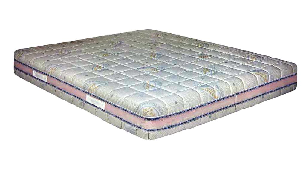 Materasso Molle Insacchettate Mod. Confort Matrimoniale da Cm 160x190/195/200 Sfoderabile Altezza Cm. 24 - Ergorelax