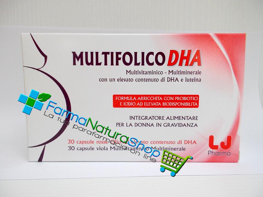 MULTIFOLICO DHA