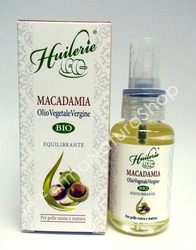 HUILERIE - Olio di Macadamia Bio